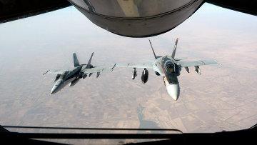 Истребители ВВС США, архивное фото