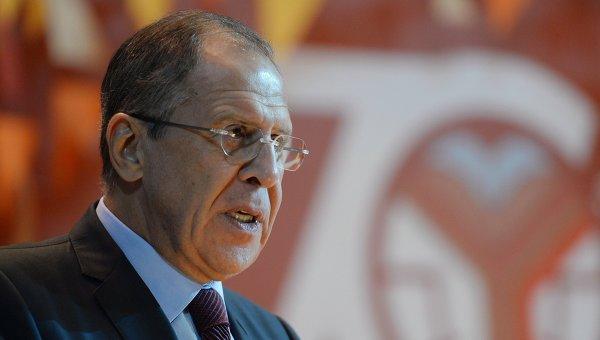 Министр иностранных дел Российской Федерации Сергей Лавров выступает на мероприятиях, посвященных 70-летию со дня основания МГИМО