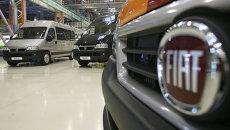 Завод по производству автомобилей Fiat Ducato. Архивное фото