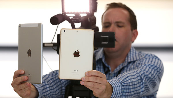 Новые Аpple iPad Air 2 и iPad Mini 3