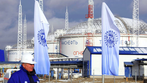 Нефтеперекачивающая станция компании Транснефть. Архивное фото