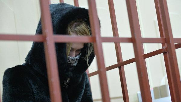 Диспетчер-стажер аэропорта Внуково Светлана Кривсун в суде