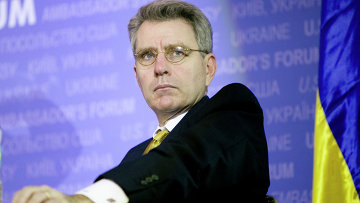 Посол США на Украине Джефри Пайетт