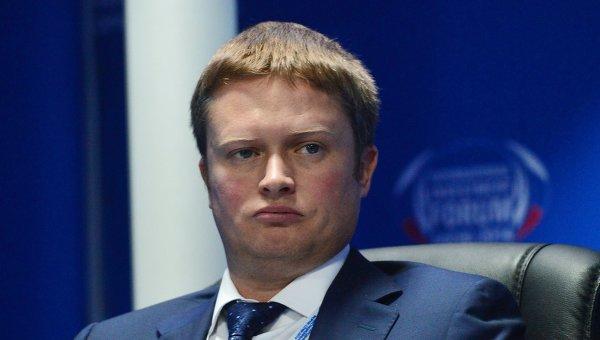 Заместитель председателя Внешэкономбанка Александр Иванов