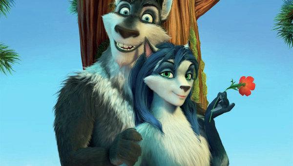Кадр из мультфильма Волки и овцы