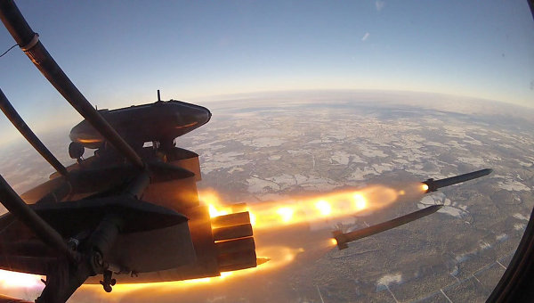 Авиационная ракета С-80ФП производства НПО Сплав