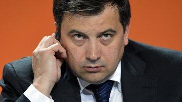 Заместитель министра энергетики РФ Кирилл Молодцов. Архивное фото