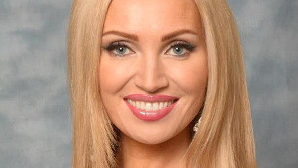 Обладательница титула Миссис мира-2014 конкурсантка из Белоруссии Марина Алексейчик
