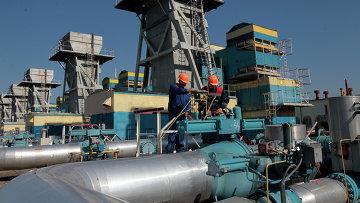 Объекты газотранспортной системы Украины
