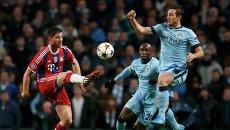 Матч Лиги чемпионов Манчестер Сити - Бавария