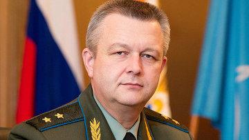 Командующий Войсками ВКО генерал-лейтенант Александр Головко