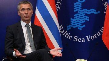 Йенс Столтенберг, генеральный секретарь НАТО (с 1 октября 2014 года)