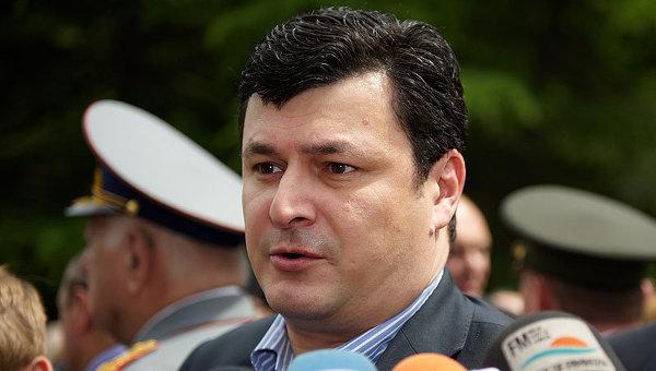 Министр труда, здравоохранения и социальной защиты Грузии Александр Квиташвили