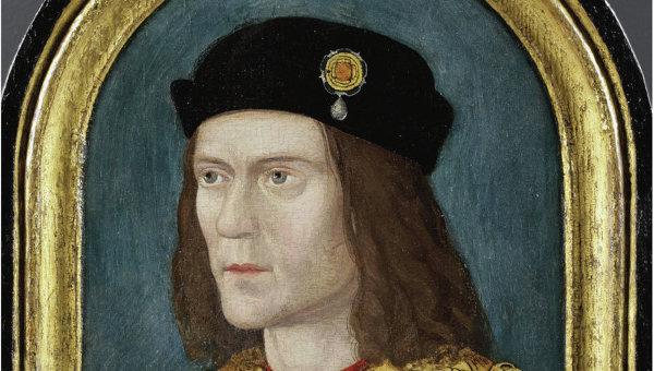 Портрет Ричарда III из династии Йорков