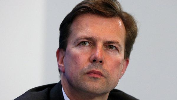 Официальный представитель правительства ФРГ Штеффен Зайберт. Архивное фото