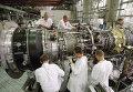 Сборочный цех, в котором осуществляется серийное производство газотурбинных установок (ГТУ) для теплоэлектростанций нового поколения