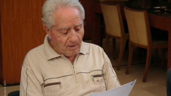 Герой Великой Отечественной войны, врач, поэт и литератор Ион Деген