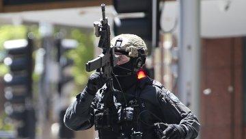 Полиция в Сиднее, архивное фото