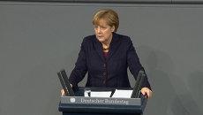 Санкции неизбежны – Меркель о политике в отношении РФ