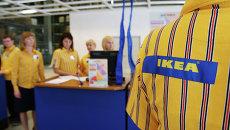Магазин ИКЕА. Архивное фото