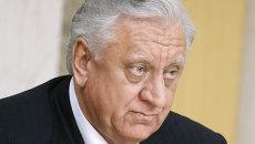 Глава правительства Белоруссии Михаил Мясникович. Архив