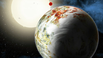 Экзопланета Kepler-10c (планета-Годзилла)