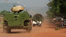 Машины армии Бурунди. Архивное фото