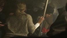 Пассажир снял на камеру, что происходило в метро Вашингтона во время ЧП