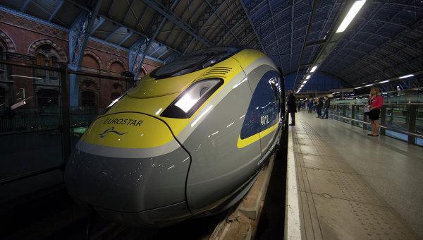 Персонал поездов Eurostar готовит две забастовки длительностью 7 дней летом
