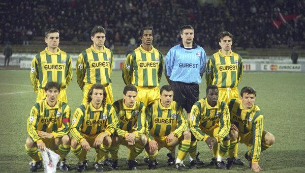 Нант Футбольный Клуб
