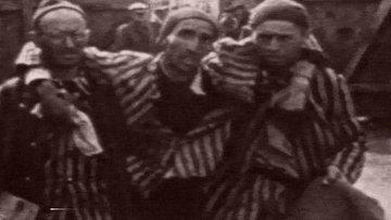 Архивные кадры ко дню памяти жертв Холокоста