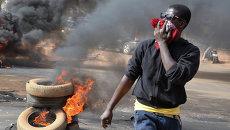 Беспорядки в Нигере. Архивное фото