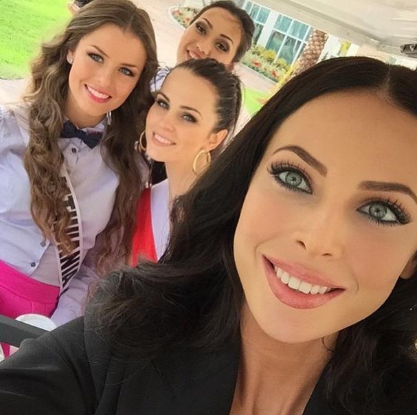 фото участниц мисс мира 2015