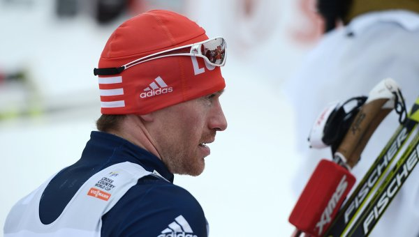 Лыжные гонки. Х этап Кубка мира. Мужчины. Скиатлон. Архивное фото
