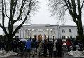 Резиденция Президента в Минске, где проходили переговоры контактной группы по Украине