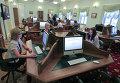 В электронном читальном зале Президентской библиотеки имени Б.Н.Ельцина