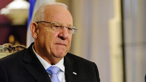 Президент израиля Реувен Ривлин. Архивное фото