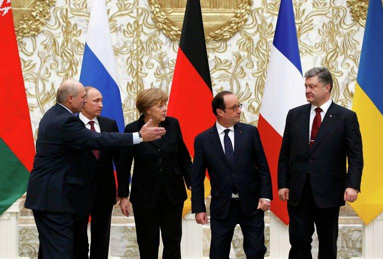 Политика Украины: у нас тут «своя атмосфера»