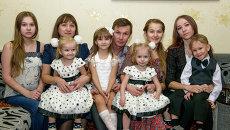 Семья Гудочкиных