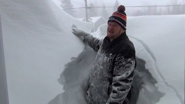 Программа минимум: выйти из дома после снегопада