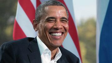 Президент США Барак Обама на саммите G8 в Северной Ирландии