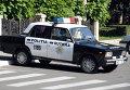 Полиция Молдавии