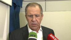 Лавров назвал решающее условие для мирного процесса на юго-востоке Украины