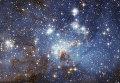 Вселенная. Фотография НАСА.