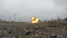 Найти и обезвредить: как саперы ДНР уничтожали неразорвавшиеся снаряды и мины