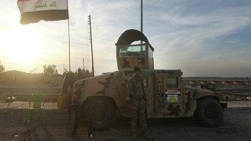 Солдат иракской армии. Архивное фото