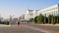 Административное здание Сената в Ташкенте