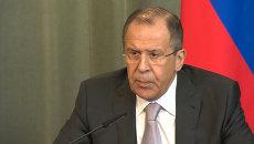 Лавров назвал ответственных за нагнетание конфронтации между РФ и ЕС