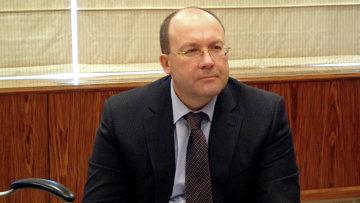 Глава Ростуризма Олег Сафонов