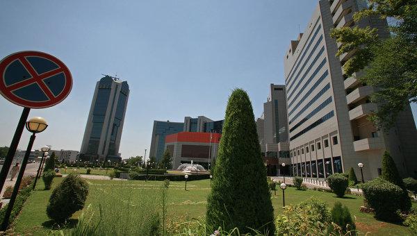 Город Ташкент. Узбекистан. Архивное фото